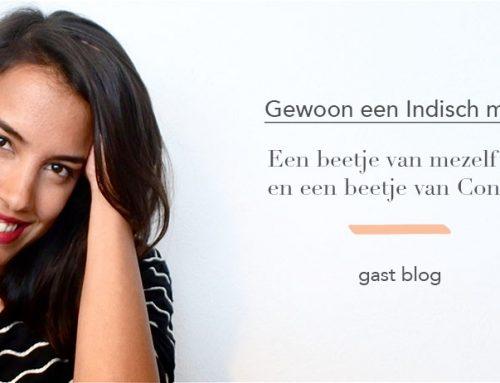 Gastblog Gewoon een Indisch meisje: een beetje van mezelf en een beetje van Conimex?