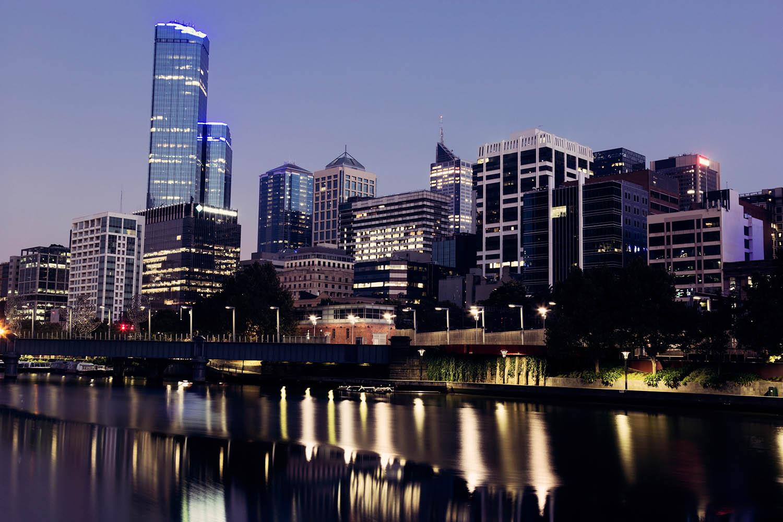 Melbourne - sunrise