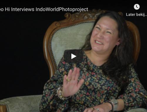 Snippets van het begin van Indoworldphotoproject (Nog twee weken).